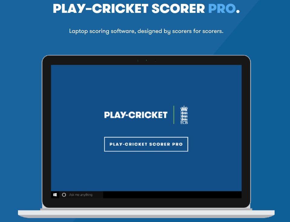 Play-Cricket Scorer Pro